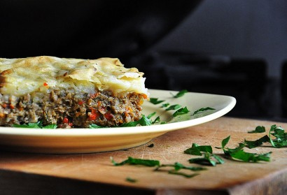 Vegetar moussaka