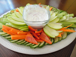 persisk yogurtdipp